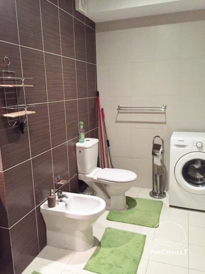 Jaunas divu istabu dzīvokļi centrā Druskininkai - 8