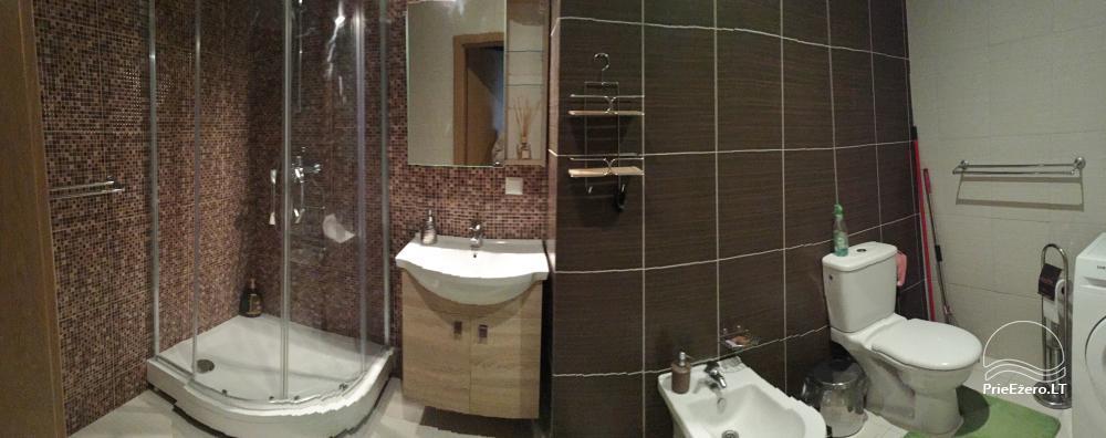 Jaunas divu istabu dzīvokļi centrā Druskininkai - 9