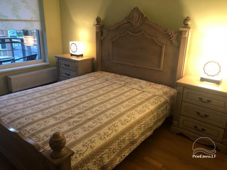 Jaunas divu istabu dzīvokļi centrā Druskininkai - 10