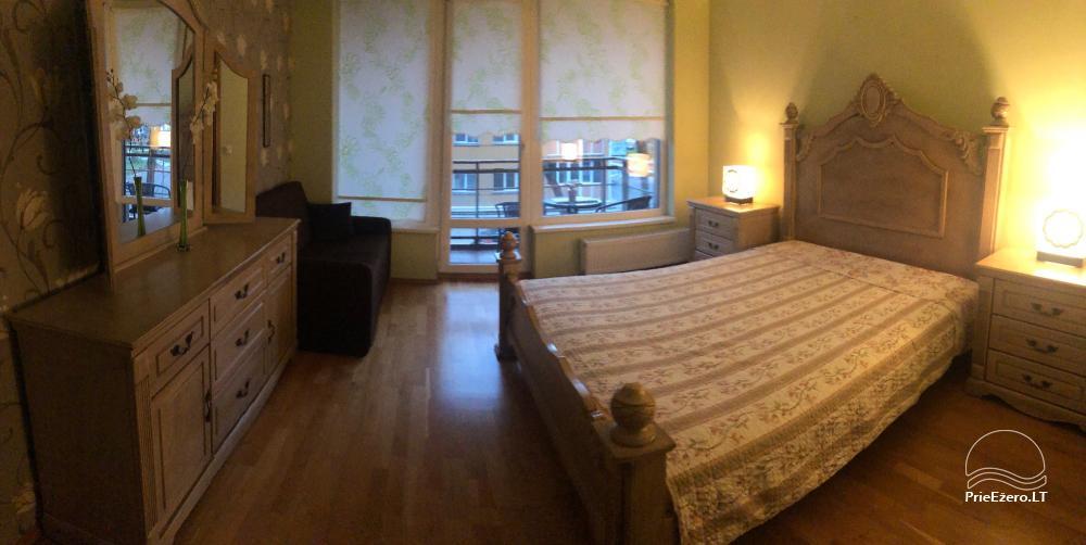 Jaunas divu istabu dzīvokļi centrā Druskininkai - 11