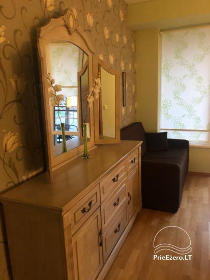 Jaunas divu istabu dzīvokļi centrā Druskininkai - 12