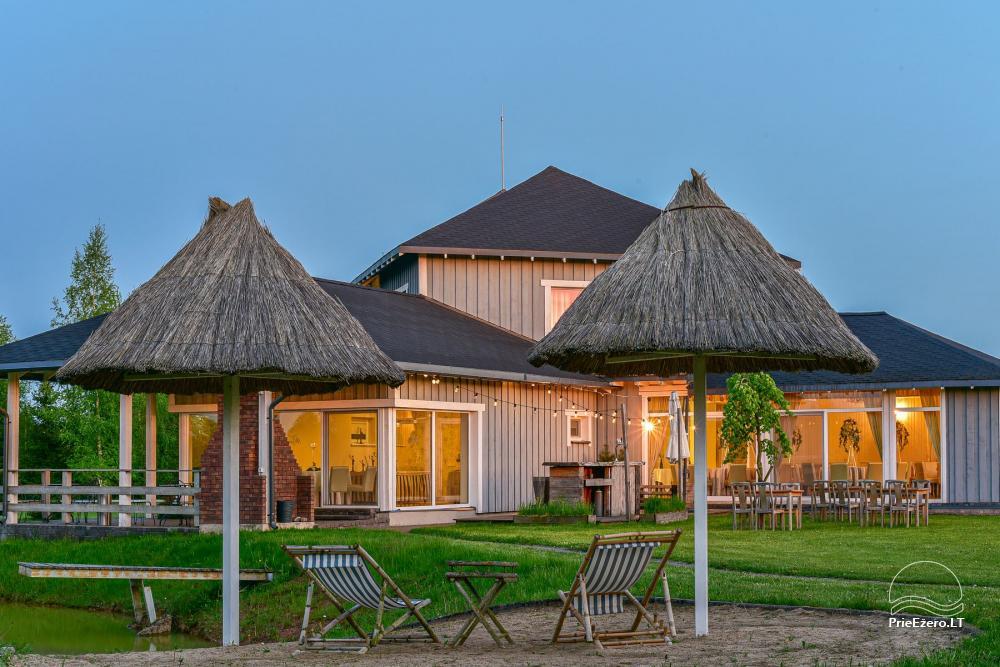 Villa 9Vėjai - komplekss Kauņas rajonā pasākumiem, semināriem un brīvdienām - 2