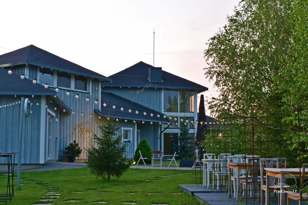 Villa 9Vėjai - komplekss Kauņas rajonā pasākumiem, semināriem un brīvdienām - 7