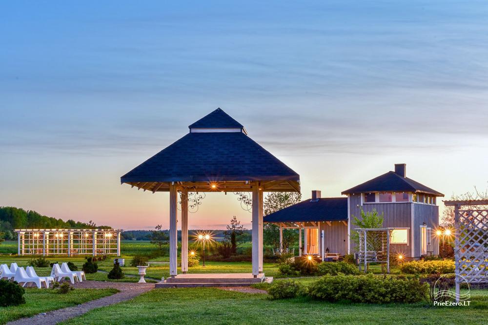 Villa 9Vėjai - komplekss Kauņas rajonā pasākumiem, semināriem un brīvdienām - 9
