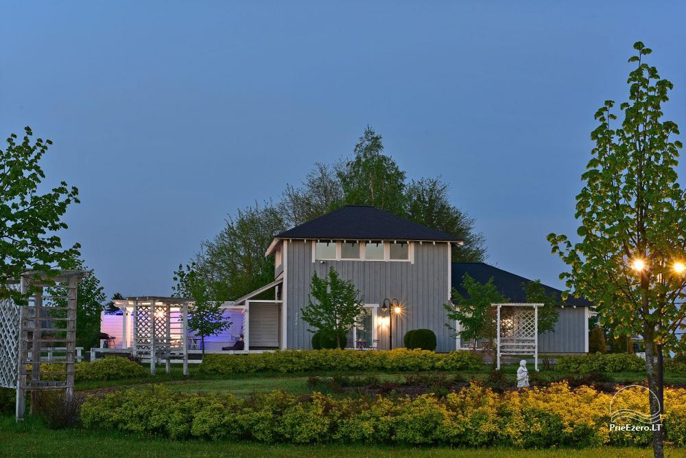 Villa 9Vėjai - komplekss Kauņas rajonā pasākumiem, semināriem un brīvdienām - 31