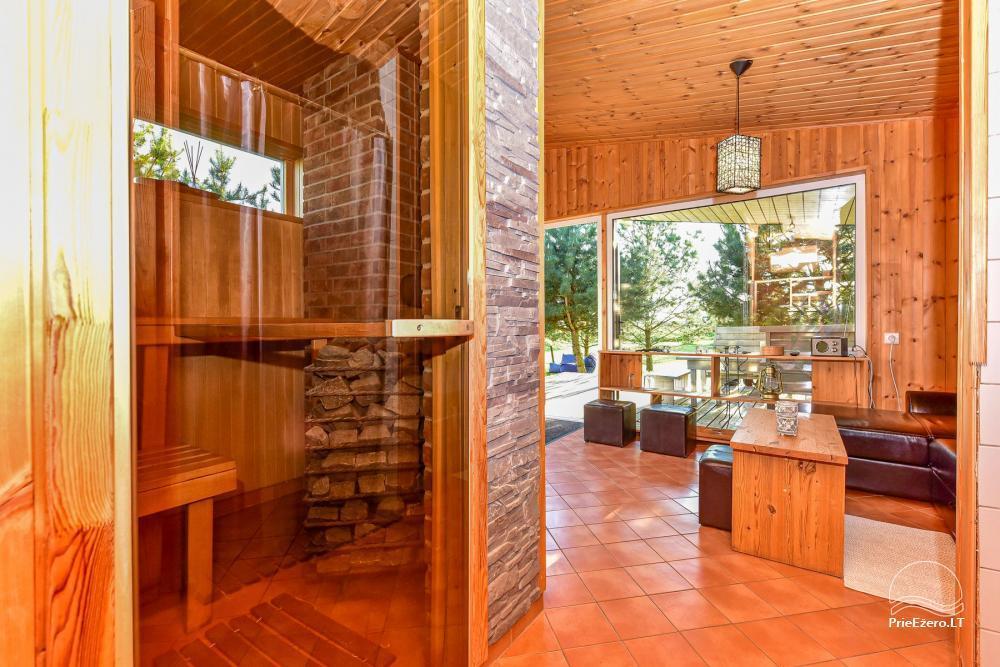 Villa 9Vėjai - komplekss Kauņas rajonā pasākumiem, semināriem un brīvdienām - 46