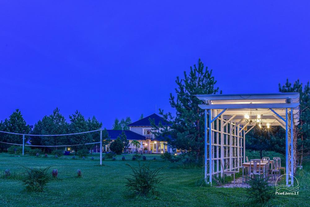 Villa 9Vėjai - komplekss Kauņas rajonā pasākumiem, semināriem un brīvdienām - 51