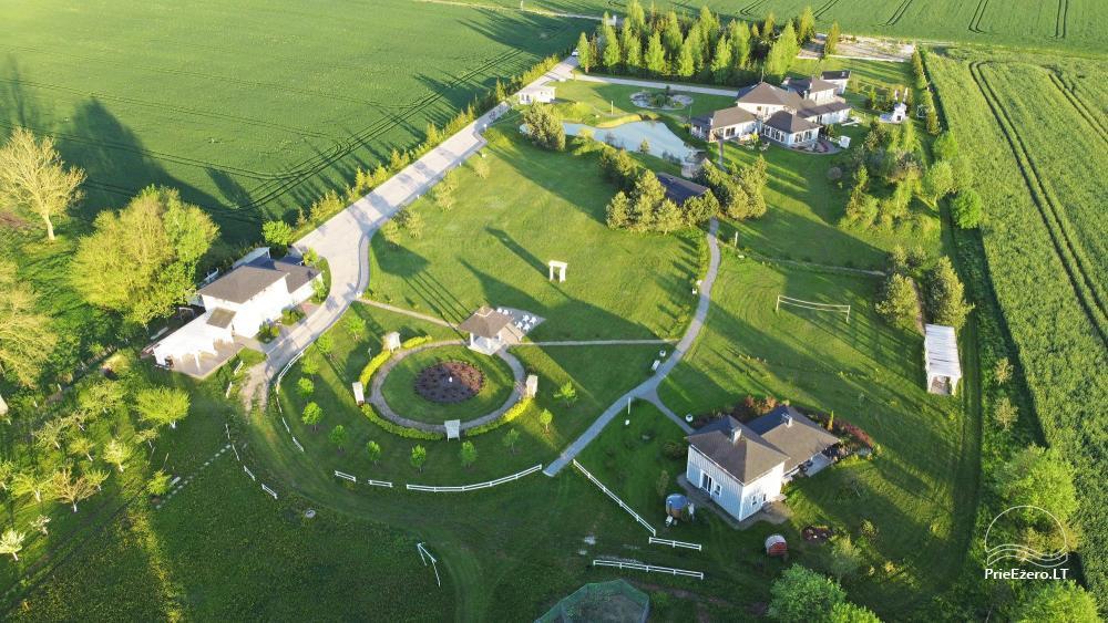 Villa 9Vėjai - komplekss Kauņas rajonā pasākumiem, semināriem un brīvdienām - 48