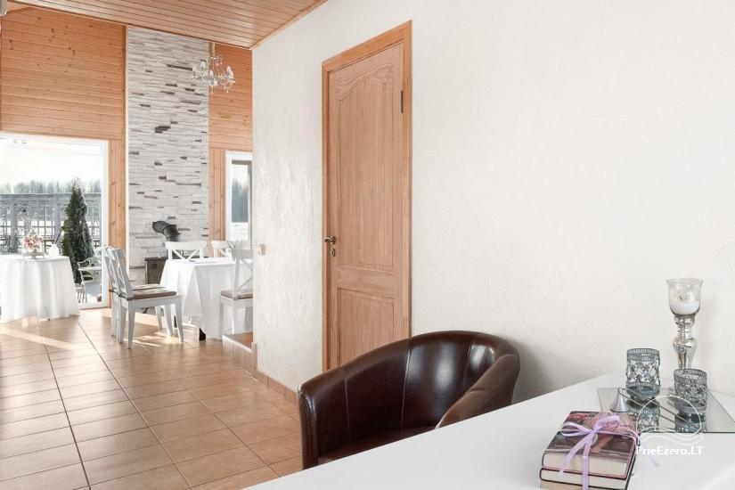 Villa 9Vėjai - komplekss Kauņas rajonā pasākumiem, semināriem un brīvdienām - 14