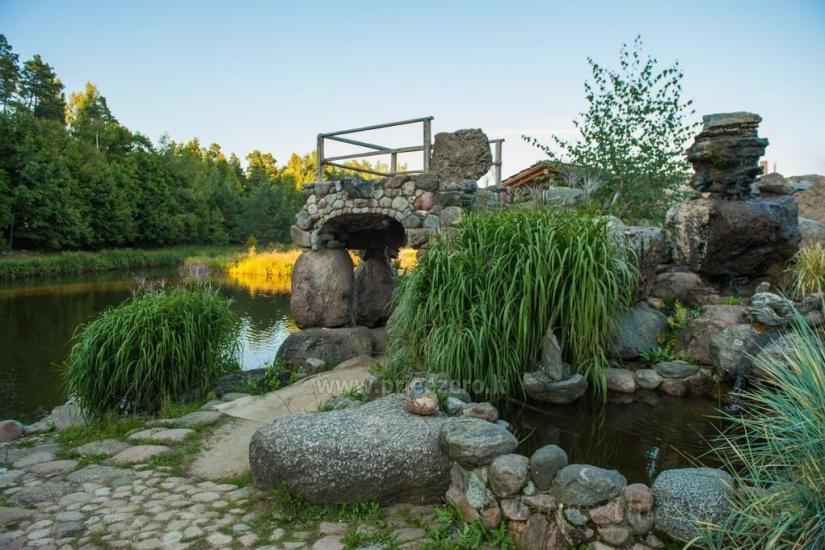 Lauku sēta Akmenyne Lietuvā, Klaipēdas rajons - 1