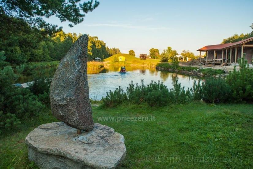 Lauku sēta Akmenyne Lietuvā, Klaipēdas rajons - 2