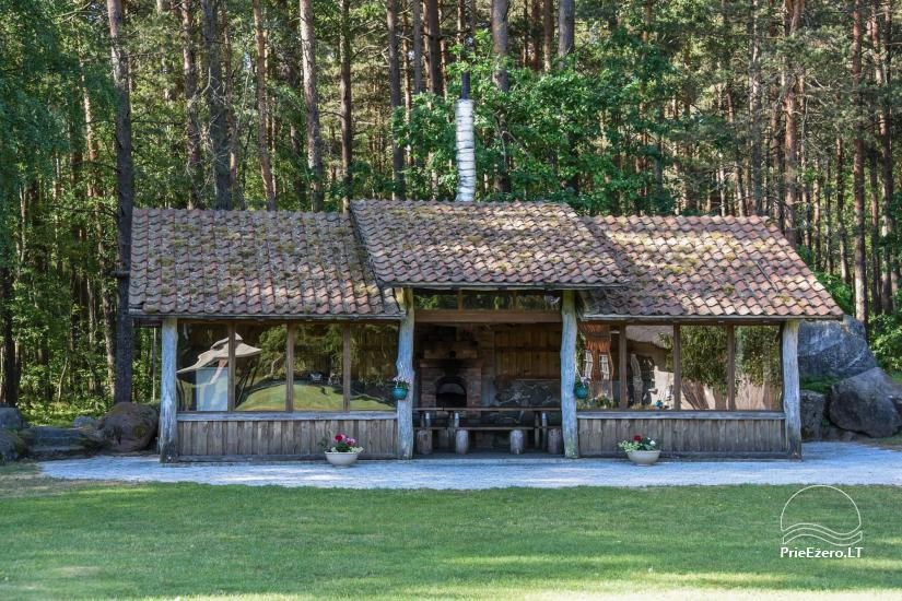 Lauku sēta Akmenyne Lietuvā, Klaipēdas rajons - 52
