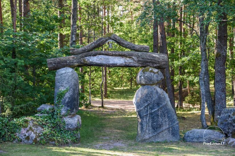 Lauku sēta Akmenyne Lietuvā, Klaipēdas rajons - 54