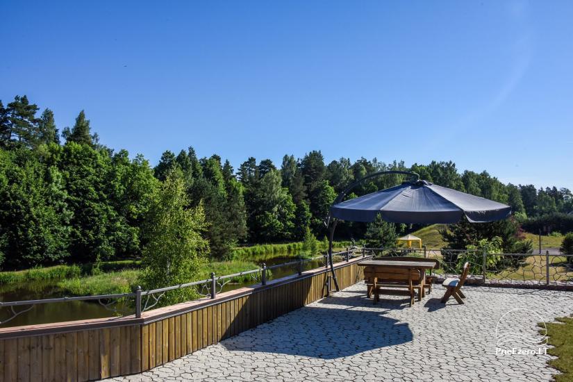 Lauku sēta Akmenyne Lietuvā, Klaipēdas rajons - 6