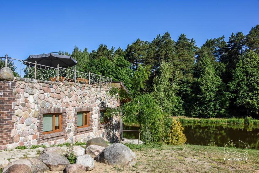 Lauku sēta Akmenyne Lietuvā, Klaipēdas rajons - 27