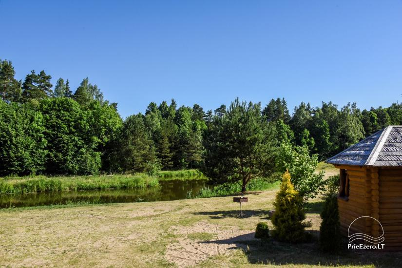 Lauku sēta Akmenyne Lietuvā, Klaipēdas rajons - 43