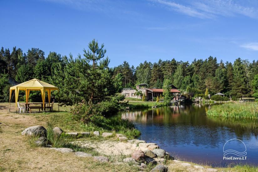 Lauku sēta Akmenyne Lietuvā, Klaipēdas rajons - 4