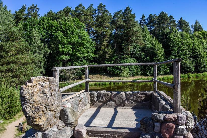 Lauku sēta Akmenyne Lietuvā, Klaipēdas rajons - 48