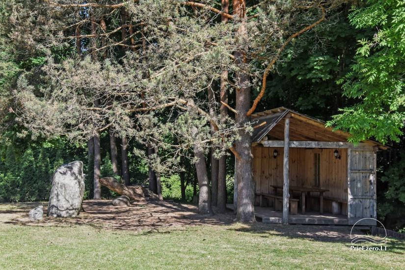 Lauku sēta Akmenyne Lietuvā, Klaipēdas rajons - 42