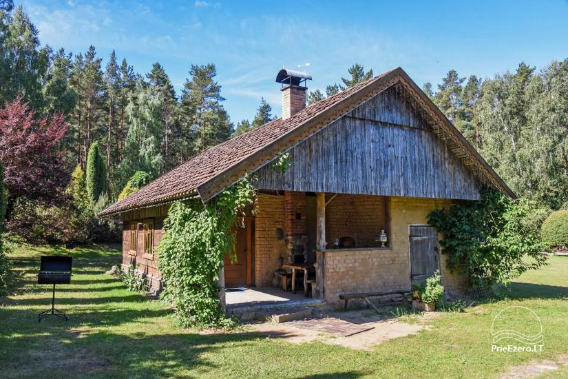 Lauku sēta Akmenyne Lietuvā, Klaipēdas rajons - 31