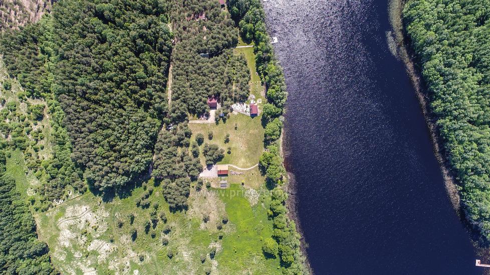 Lauku sēta ezera krastā Villa Jurate - 10