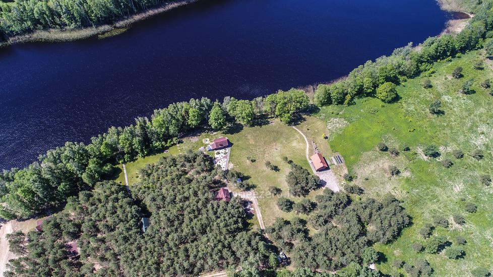 Lauku sēta ezera krastā Villa Jurate - 11