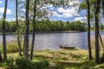 Lauku sēta ezera krastā Villa Jurate - 4