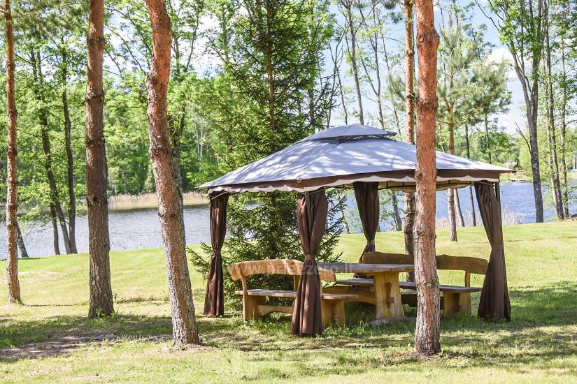Lauku sēta ezera krastā Villa Jurate - 9