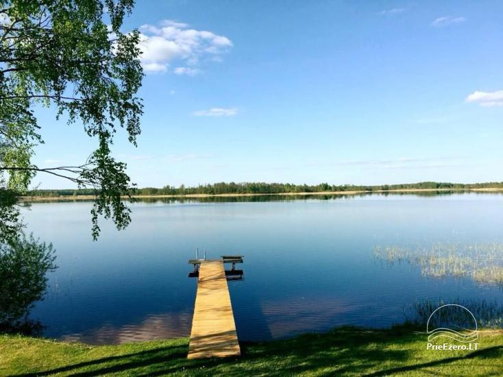 Ramūnu sēta pie ezera krasta - 5
