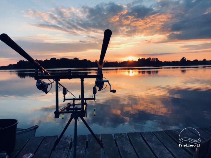 Ramūnu sēta pie ezera krasta - 10