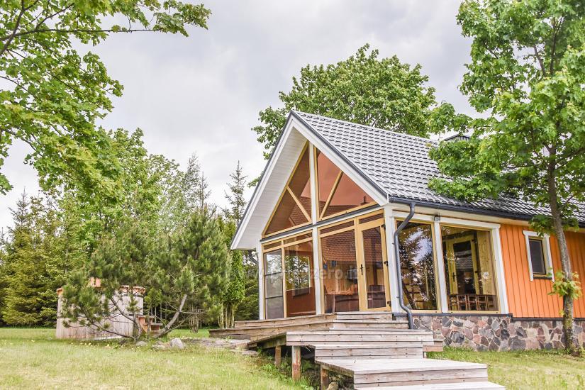 Lauku sēta pie ezera Virintu Lietuvā - 22