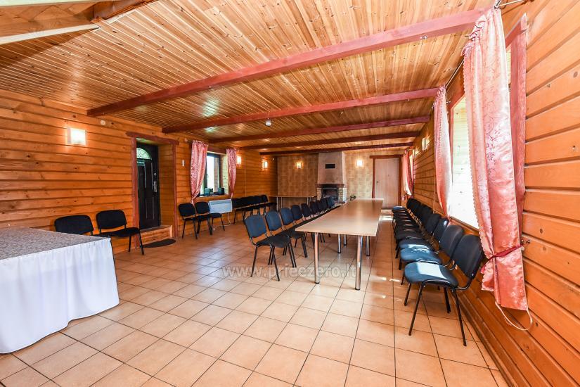 Lauku tūrisma sēta Ignalinas rajonā, Lietuvā JJ SODYBA - 7