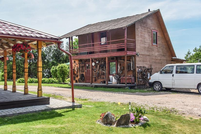 Lauku tūrisma sēta Ignalinas rajonā, Lietuvā JJ SODYBA - 14
