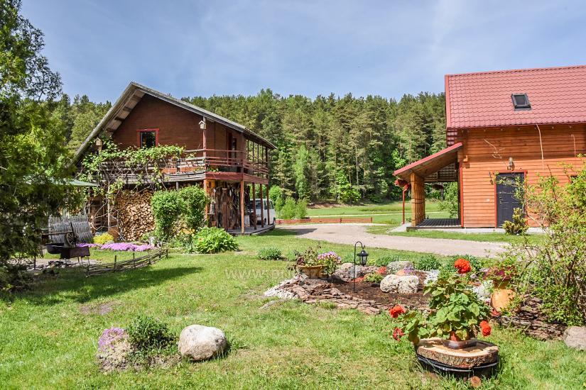 Lauku tūrisma sēta Ignalinas rajonā, Lietuvā JJ SODYBA - 15