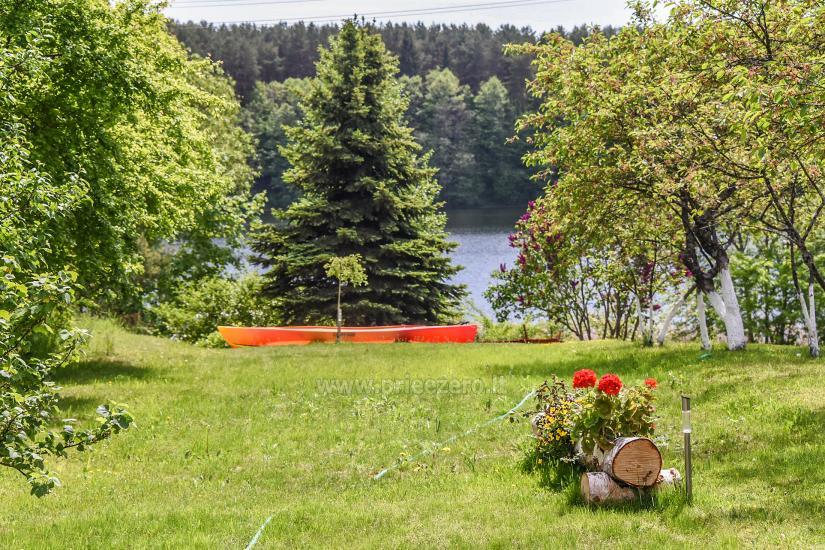 Lauku tūrisma sēta Ignalinas rajonā, Lietuvā JJ SODYBA - 19