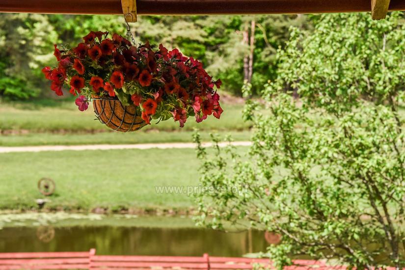 Lauku tūrisma sēta Ignalinas rajonā, Lietuvā JJ SODYBA - 20