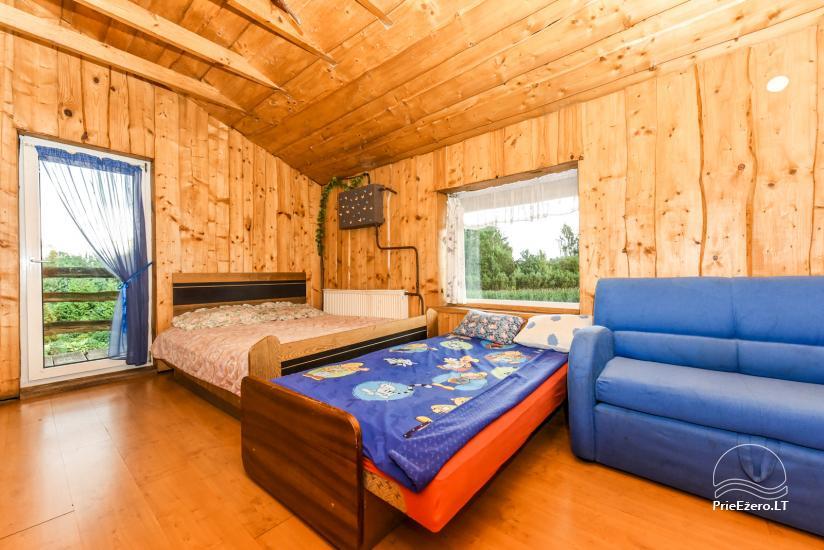 Villas, sauna, zāles noma 10 km no Klaipēdas, netālu minizoo, Jonušai - 27