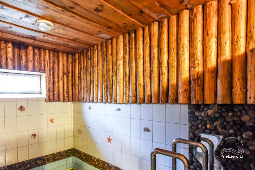 Villas, sauna, zāles noma 10 km no Klaipēdas, netālu minizoo, Jonušai - 30