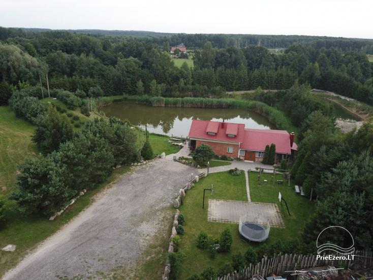 Villas, sauna, zāles noma 10 km no Klaipēdas, netālu minizoo, Jonušai - 2