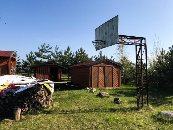 Zvejnieku ieleja - lauku viensēta pie Galuonas ezera Lietuvā - 4