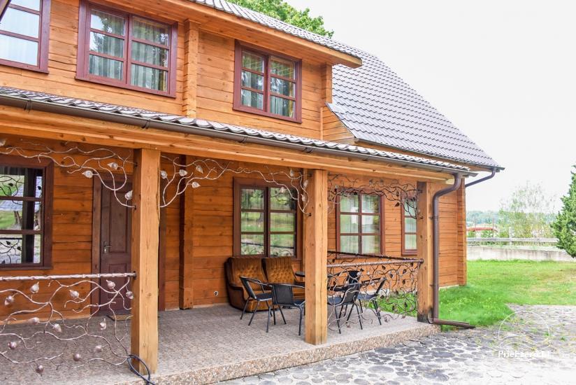Lauku sēta pie upes Dubysa krasta, Lietuvā - 2
