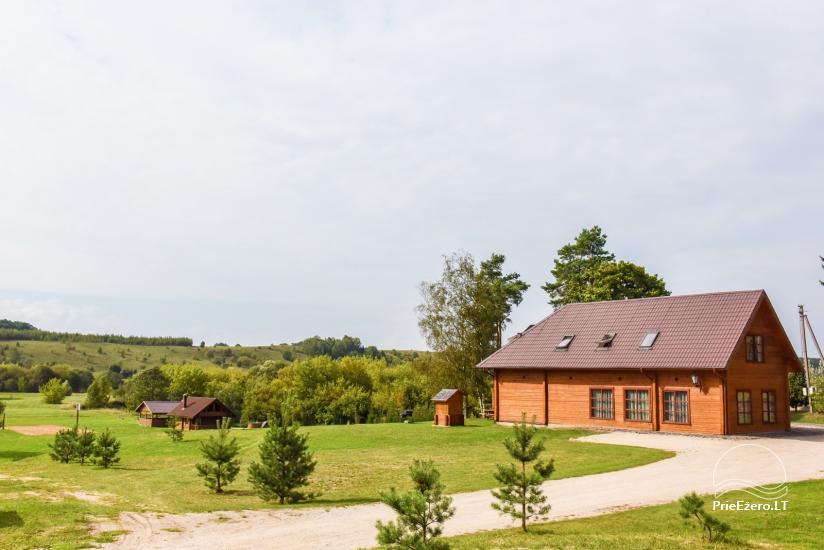 Lauku sēta pie upes Dubysa krasta, Lietuvā - 8