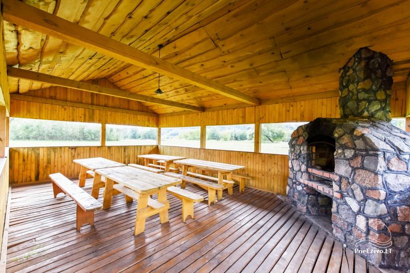 Lauku sēta pie upes Dubysa krasta, Lietuvā - 39