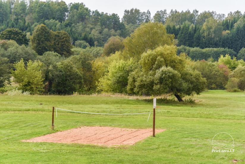 Lauku sēta pie upes Dubysa krasta, Lietuvā - 40