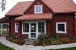 Lauku sēta Atpakaļ pie dabas reģionālā parkā Lietuvā - 2