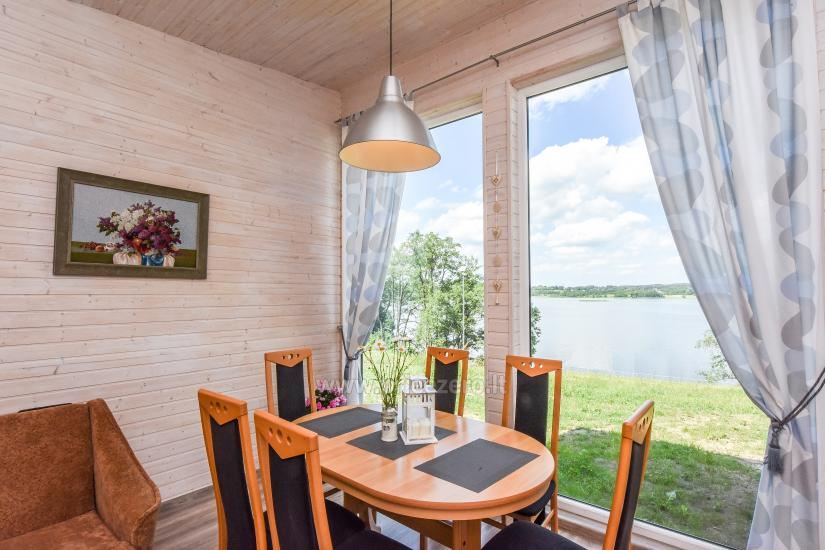 Ģimenes brīvdienu māja pie ezera Moletai rajonā, Lietuvā - 5