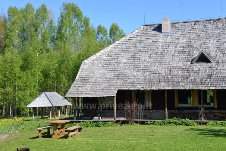 Lauku māja Molėtai pie ezera Aisetas Valainiai - 9