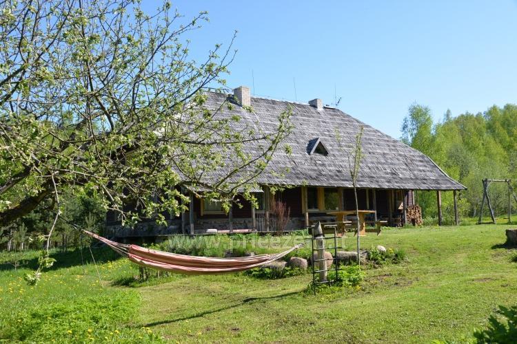 Lauku māja Molėtai pie ezera Aisetas Valainiai - 10