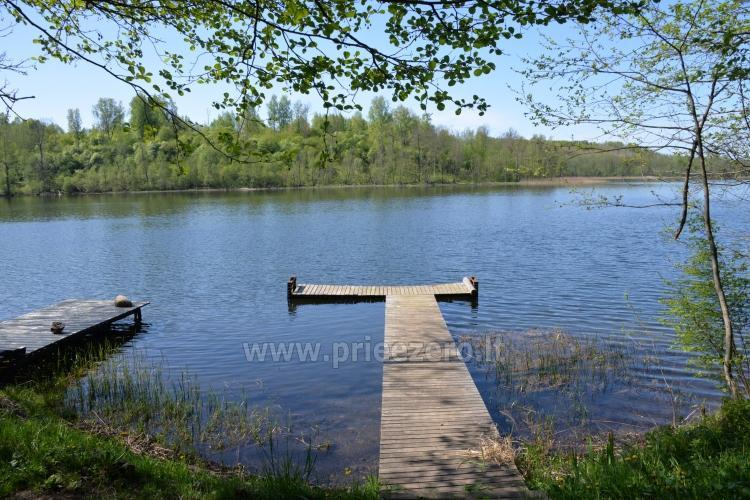 Lauku māja Molėtai pie ezera Aisetas Valainiai - 1