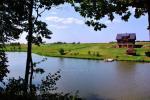 Lauku tūrisma sēta pie upes un ezera